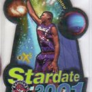 Tracy McGrady RC 1997-98 E-X2001 Star Date 2001 #10 Rookie Insert HOF