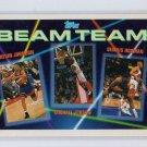 Michael Jordan Insert 1993 Topps Beam Team #3 Bulls HOF