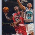 Michael Jordan 1998-99 Topps Stadium Club #62 Bulls HOF