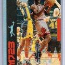 Michael Jordan Insert 1998-99 UD Encore MJ23 #M18 Bulls HOF