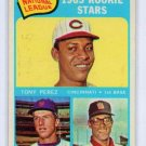 Tony Perez RC SP HOF 1965 Topps N.L. Rookie Stars #581 Reds, Phillies HOF