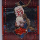 Michael Jordan 1998-99 Jordan Athlete of Century #71 Bulls HOF MJ