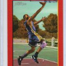 Kobe Bryant 2005-06 Topps Turkey Red Red Parallel #20 Lakers