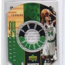 Paul Pierce RC 1998-99 UD Powerdeck Rookie WebCard Boston Celtics, Nets