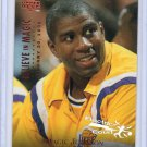 Magic Johnson Parellel 1995-96 Upper Deck Electric Court #237  Lakers