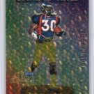 Terrell Davis HOF 1999 Fleer Shrine Time #12 ST Broncos #/1500