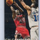 Michael Jordan 1992-93 Topps Stadium Club #169 Bulls HOF