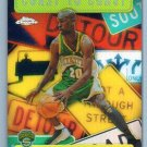 Gary Payton 2000-01 Topps Chrome Coast to Coast Refractor #CC12 Lakers Sonics HOF