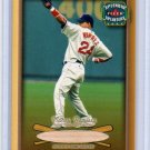 Manny Ramirez #/425 2003 Fleer Splendid Splinters Game-used Bat #48 Red Sox, Indians, Dodgers