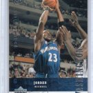 Michael Jordan 2002-03 UD Superstars #247 Bulls, Wizards HOF