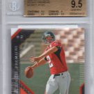 Matt Ryan RC Falcons 2008 Upper Deck Rookie Premiere #4 BGS 9.5 Gem Mint
