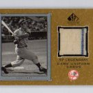 Yogi Berra HOF 2001 SP Legendary Cuts Game Uniform #J-YB Yankees Authentic Game/Used