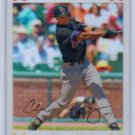 Chris Young 2007 Topps Chrome White Refractor #122  Red Sox, Diamondbacks #/560