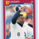 Bo Jackson 1991 Score Rookie & Traded Box Set #1T White Sox, Royals