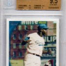 Jackie Robinson SP 2010 Topps Short Print #85B Brooklyn Dodgers BGS Gem Mint 9.5 Pop 2 HOF