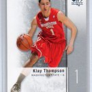 Klay Thompson 2011-12 SP Authentic #23 Warriors