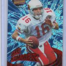 Jake Plummer Red #/299 1999 Revolution (Red) #5 Parallel Cardinals