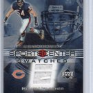 Brian Urlacher 2005 UD ESPN Sports Center Swatches #SCS-BU Bears