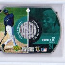 Ken Griffey Jr. HOF 1999 Upper Deck Powerdeck #1 Mariners, Reds