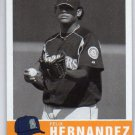Felix Hernandez 2006 Fleer Tradition Sepia Parallel #89 Mariners