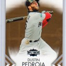 Dustin Pedroia #/99 2012 Topps Triple Threads Copper #74 Red Sox