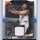 Steve Nash 2003-04 Skybox Limited Edition Jersey Proof #77 #/399 Lakers, Suns, Mavs, Nets