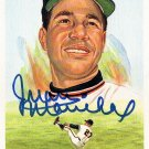 Juan Marichal Signed Autographed 1989 Perez-Steele Celebration Postcard #29 Giants HOF