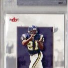 LaDainian Tomlinson HOF 2001 Fleer Authority RC #113 Chargers BGS Pop 1