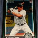 Mike Stanton RC 2010 Bowman Chrome Draft Pick #BDP30  Rookie Marlins RC