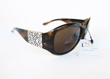Designer's Style Women's DG Eyewear With Muti-color Plastic and Metal Frames