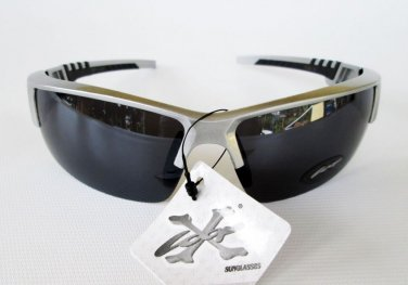 XLoop Sporty and Outdoor Men's Sunglasses and Shades With Black or Color Frames