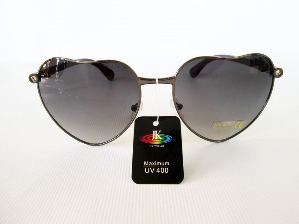 Very Popular Brand New High Fashion Black Sunglasses With Rhinestones For Women