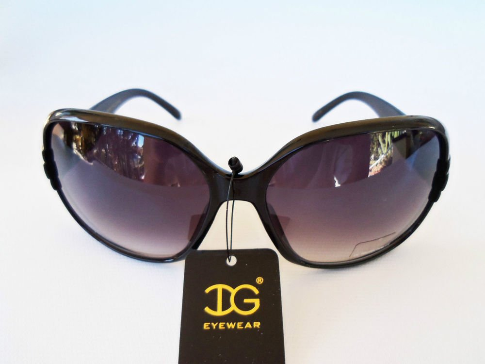 Women's Brand New Sunglasses in Black, Brown or Light Black Lens