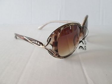 Newest Arrival High Fashion Stylish Women's Sunglasses & Shades With Brown Lens
