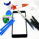 Front Glass Screen+Repair Tools Glue Set for Nokia Lumia 630 04243-MNTSN630nnn-TG