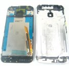 Full LCD Display+Back Battery Cover+Frame For HTC One M9~Silver 05064-MHCLONEM9nnnS