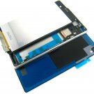 Full LCD Display+Back Battery Cover+Frame For Sony Xperia Z3 D6616~White 03742-MECLXperiaZ3W