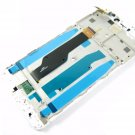 Full LCD Display+Touch Screen Digitizer+Frame For Xiaomi Redmi Note 4X~White 05807-MXLFRedNot4XFW