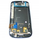 Full LCD Display+Touch Screen+Frame FOR Samsung Galaxy S3 SIII i9300~Blue 01771-MSLFi9300FnnnL