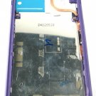 Full LCD Display+Touch Screen+Frame FOR Sony Xperia Z2 D6502 D6503~Purple 03610-MELFXperiaZ2FnP