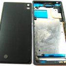 Replace Cover Housing Gehäuse for Sony Xperia Z2 D6502 D6503~Black 03463-MECHXperiaZ2nB