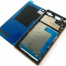 Replace Cover Housing Gehäuse for Sony Xperia Z3 D6603 D6616 D6633~Copper 03740-MECHXperiaZ3nN