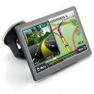 GPS Navigation - 7 Inch 800x480 Touch Screen, Bluetooth, FM Transmitter