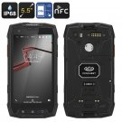 Conquest S9 Rugged Smartphone - IP68, Octa-Core, Android OS, NFC, OTG, 2GB RAM, 5.5 Inch Display