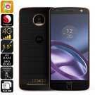 MOTO Z XT1650 Android Smartphone - Dual-IMEI, Snapdragon 820, 4GB RAM, 2TB External Memory, 4G