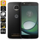 Motorola Moto Z Play XT1635 Smartphone - Octa-Core, 3GB RAM, 2TB External, Dual, Android 6.0, 4G