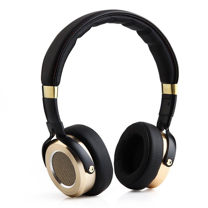 Xiaomi Mi Hi-Fi Headphones - 50mm Diaphragm, Gold Plated Jacks, Knowles MEMS Microphone, Foldable