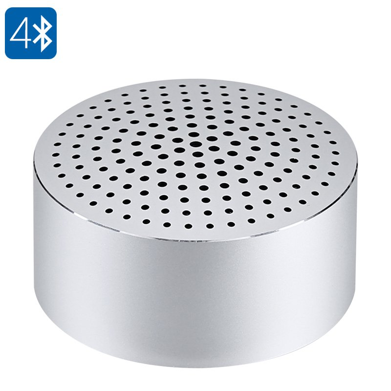 Xiaomi Mi Mini Bluetooth Speaker - Noise Reduction, Hands Free, 480mAh Battery, Tough Aluminum Alloy