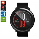 Xiaomi AMAZFIT Sports Smart Watch - GPS + GOLNAS, PPG Heart Rate Sensor, IP67, Pedometer, Push