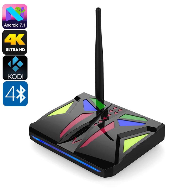 Android TV Box M92S, Octa-Core, 2GB RAM, 4K, Dual-Band WiFi, Miracast, Google Play, Kodi V17.1